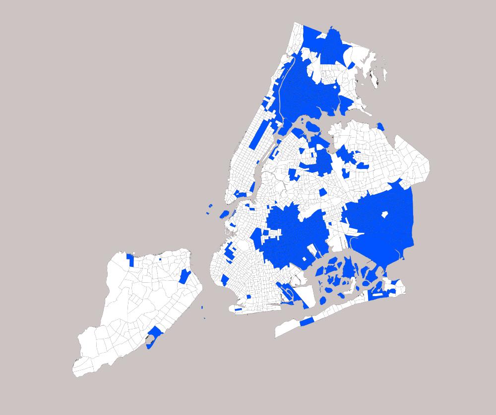 How Segregated Is New York City Daniel Kay Hertz