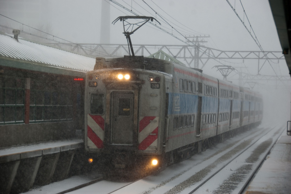 This is the winter of my Metra-related discontent.