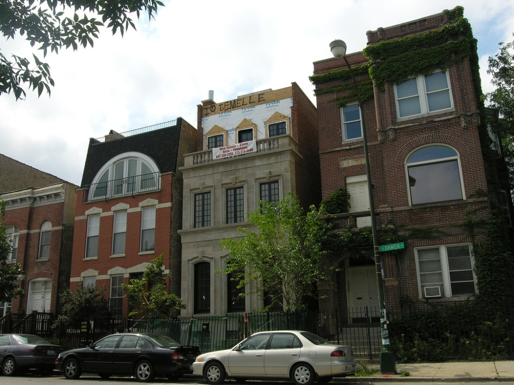 WIcker Park homes that you should have bought in 2000. Credit: YoChicago