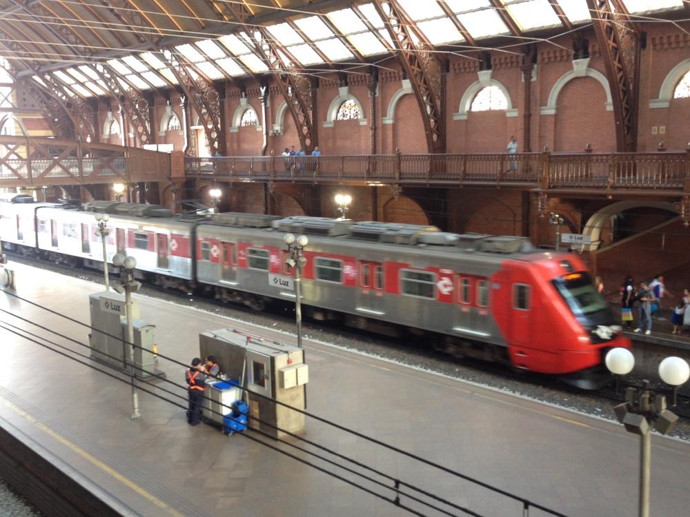 Trains, São Paulo