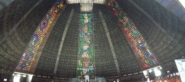 Metropolitan Cathedral, inside