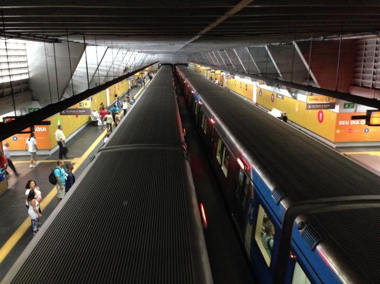Trains, Rio
