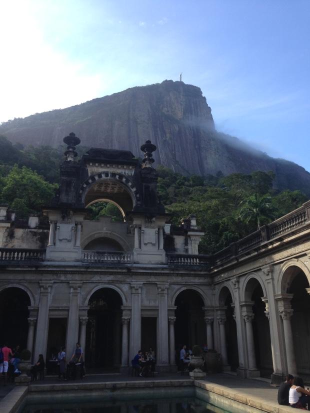 An art school in Rio de Janeiro.